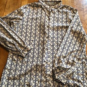 Lanvin button shirt